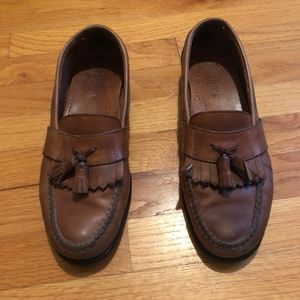 Sperry Top Sider Leather Loafer with Tassel 10.5